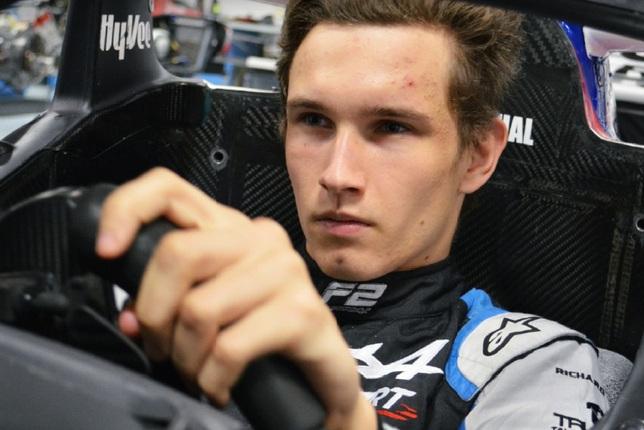 Кристиан Лундгард дебютирует в IndyCar