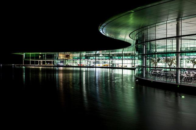 База McLaren