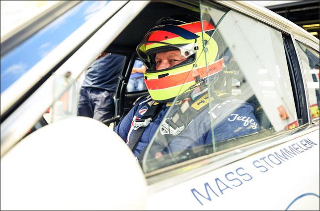 Зак Браун за рулём исторического Ford Capri RS3100, фото United Autosports
