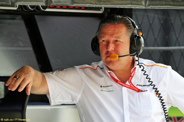 В McLaren ждут новый регламент в гонках на выносливость