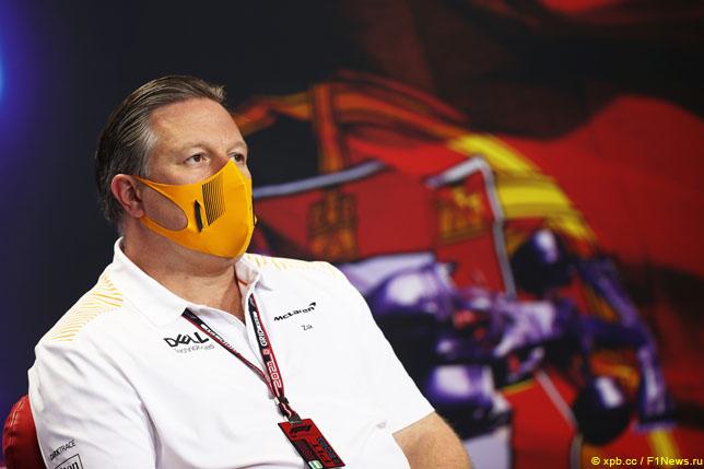 В McLaren пока не приняли решение об участии в Формуле Е