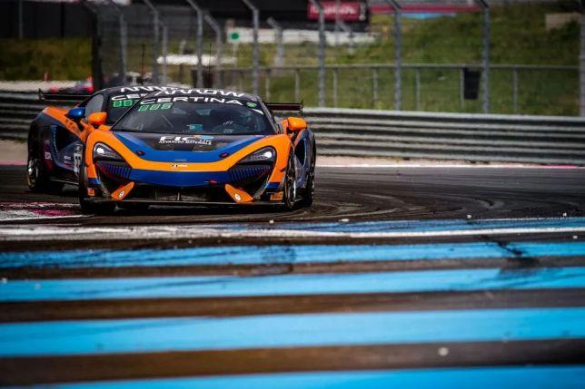 Зак Браун сядет за руль McLaren в Спа