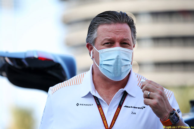 Зака Брауна беспокоит уход Audi и BMW из Формулы Е