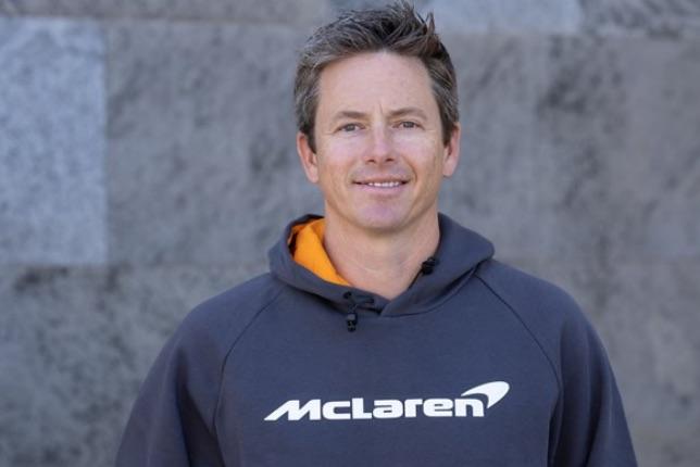 Таннер Фауст, фото пресс-службы McLaren
