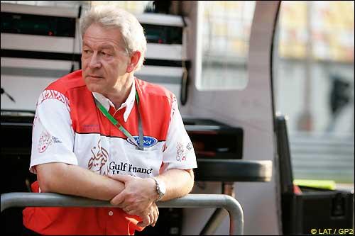 Пол Джексон, босс iSport International