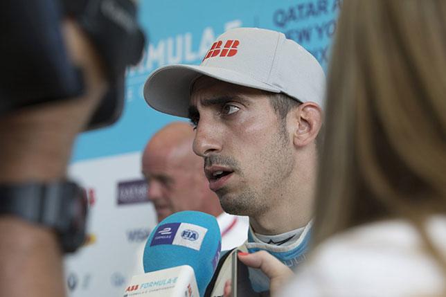 Формула E: С поула вновь стартует Себастьен Буэми