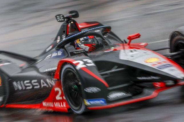 Себастьен Буэми, фото пресс-службы Формулы Е