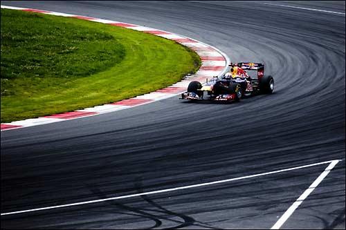 Шоу-кар Red Bull Racing