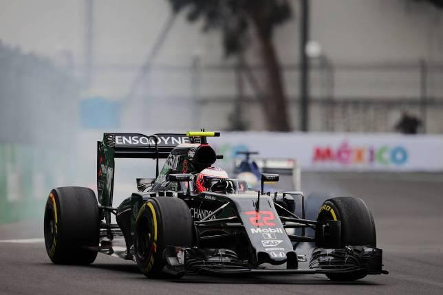 Гран При Мексики. Дженсон Баттон