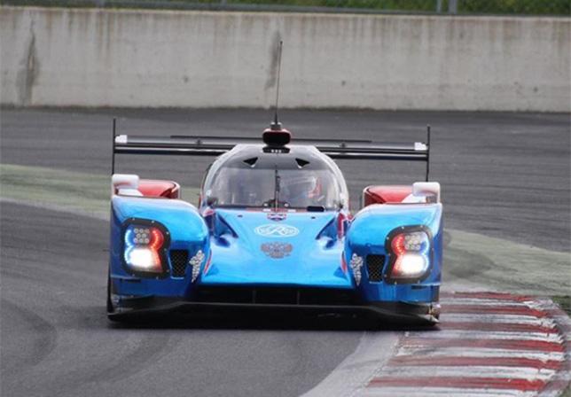 Дженсон Баттон за рулём BR1 на тестах в Маньи-Куре