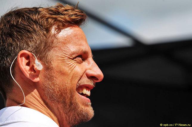 Дженсон Баттон может выступать в IndyCar за McLaren