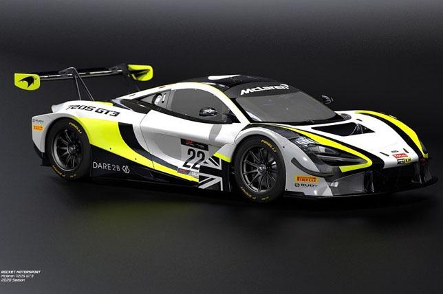 GT: Команда Дженсона Баттона перешла на McLaren
