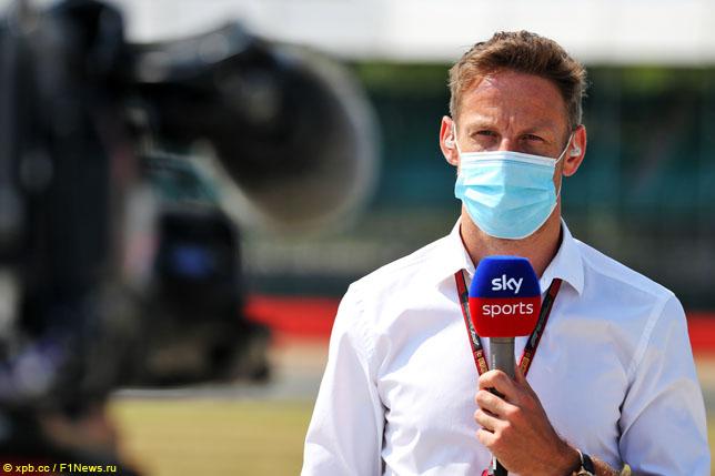 Баттон призвал к пожизненной дисквалификации гонщика