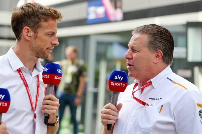 Баттон: Был шанс гоняться в IndyCar в 2021-м, но не вышло