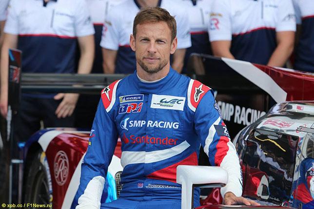 В 2018 году Дженсон Баттон дебютировал в Ле-Мане в составе российской команды SMP Racing