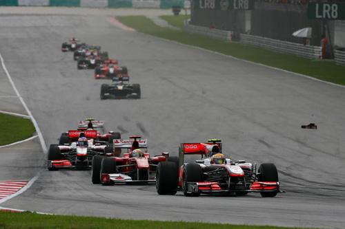 Гран При Малайзии. Автодром Сепанг. Льюис Хэмилтон