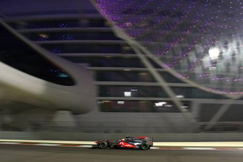 Гран При Абу Даби. Льюис Хэмилтон