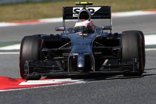 Гран При Испании. Кевин Магнуссен
