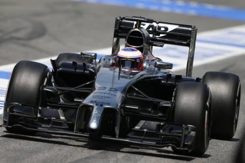 Гран При Испании. Дженсон Баттон