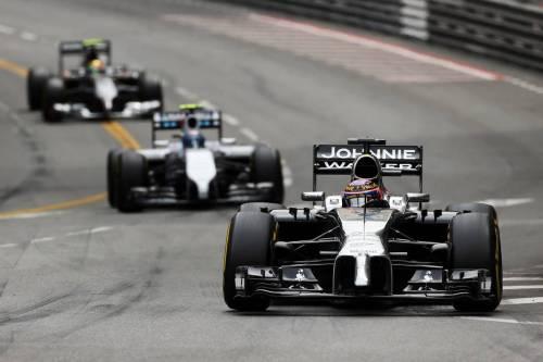 Гран При Монако. Дженсон Баттон