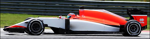 Manor MR03