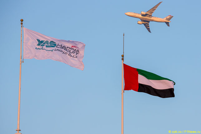 Финальная гонка сезона 2020 года может пройти в январе на трассе Яс-Марина в Абу-Даби