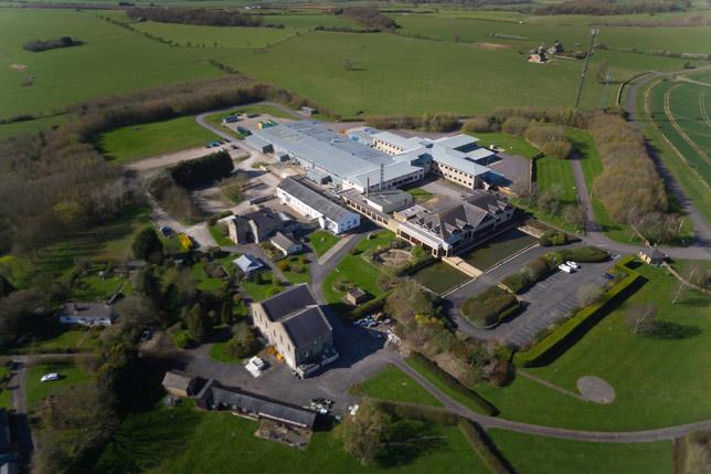 База Caterham в Лифилде