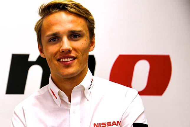 Макс Чилтон - гонщик Nissan Motorsport