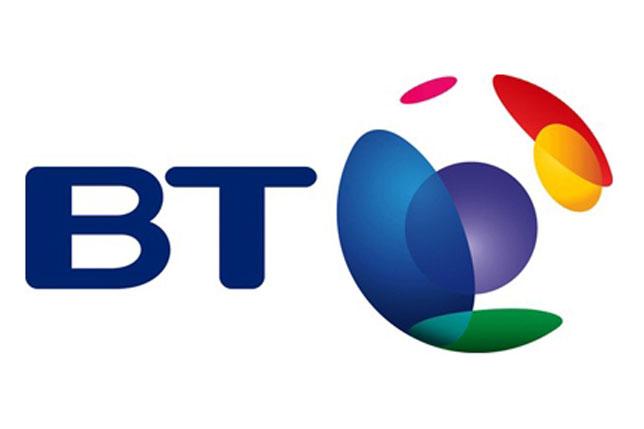 Логотип BT
