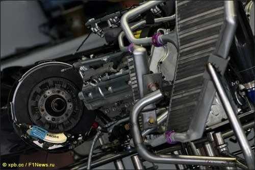 Двигатель Формулы 1