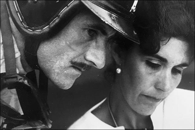 Грэм и Бетти Хилл. Фото из архива Деймона Хилла