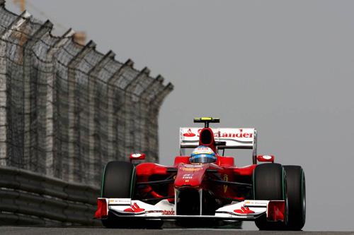 Гран При Китая. Автодром Shanghai International. Фернандо Алонсо