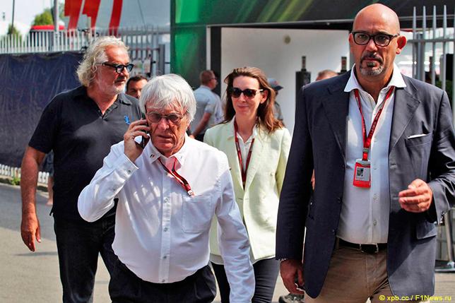 Североамериканская компания совсем скоро может купить права на«Формулу-1»