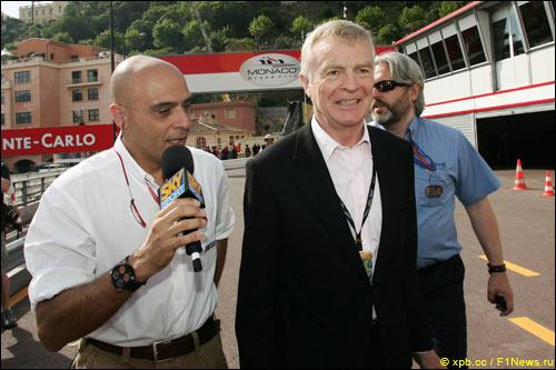 Макс Мосли. Гран При Монако.