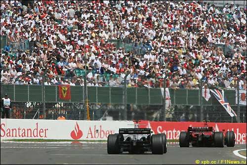 Гран При Великобритании'07