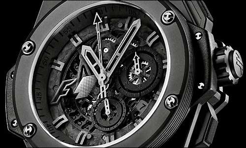 Часы Hublot F1 King