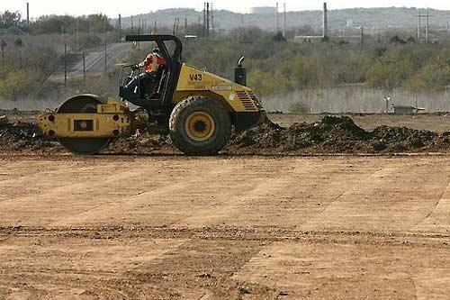 Работы в Остине на строительстве нового автодрома возобновлены