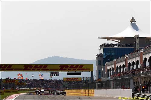 Гран При Турции, 2011 год