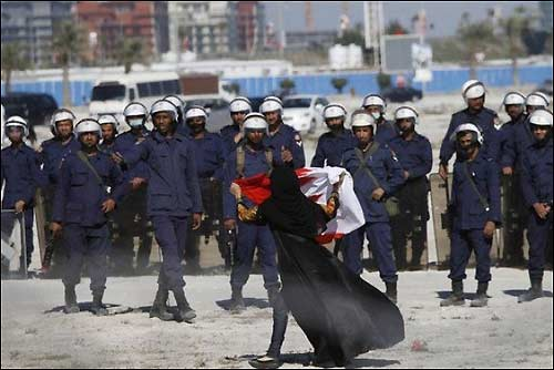Беспорядки в Бахрейне, 2011 год