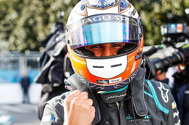 Формула E: Эванс добыл для Jaguar первую победу