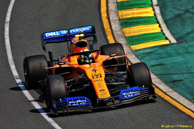 Гран При Австралии. Ландо Норрис