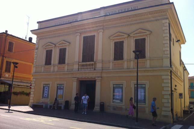 Культурный центр Enzo Ferrari Auditorium