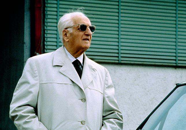 Энцо Феррари, фото пресс-службы Ferrari