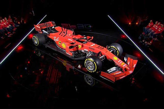 Презентация Ferrari SF90