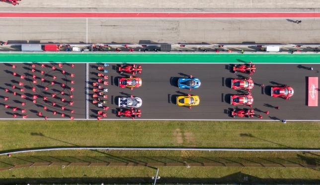 Finali Mondiali, фото пресс-службы Ferrari
