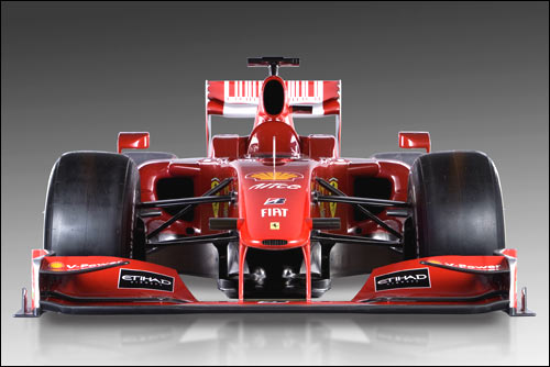 Презентация Ferrari F60