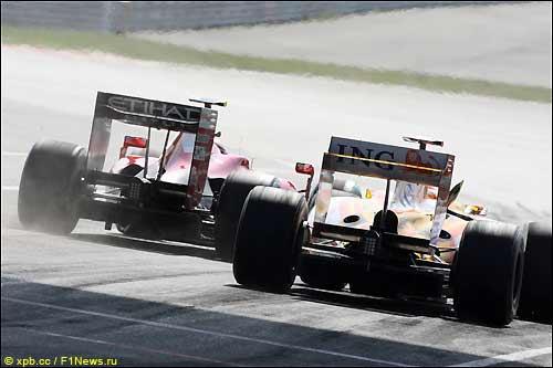 Ferrari и Renault