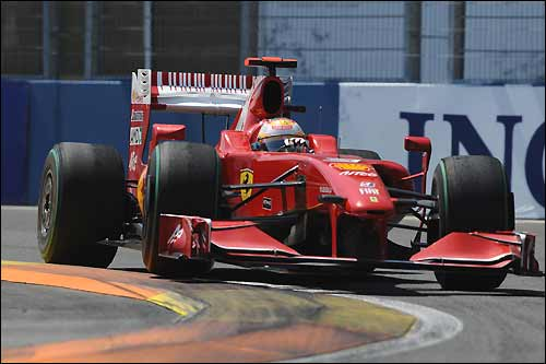 Лука Бадоер. Фото из релиза Ferrari
