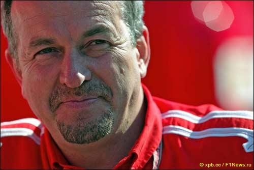 Оскандалившийся старший механик Ferrari Найджел Степни