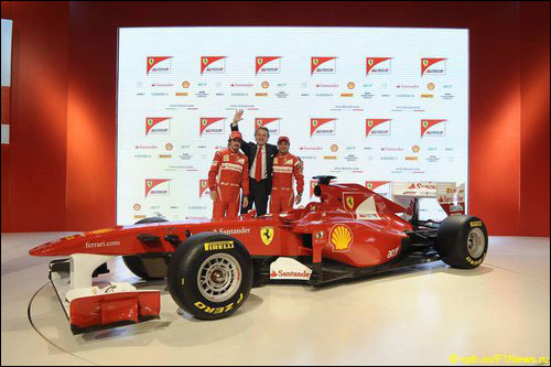 Презентация Ferrari F150 в Маранелло